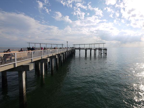 Steeplechase Pier Coney Island LTL Architects