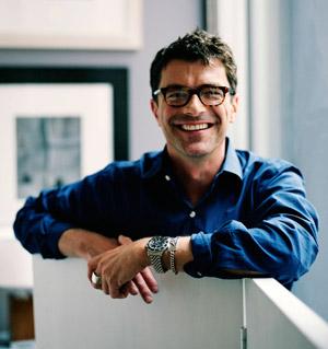 Thomas Obrien Portrait