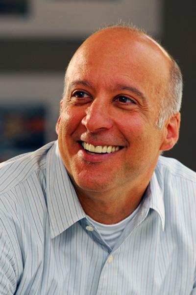 David Galullo, design principal and CEO, Rapt Studio.