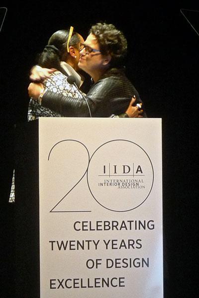 Cindy Allen IIDA Award
