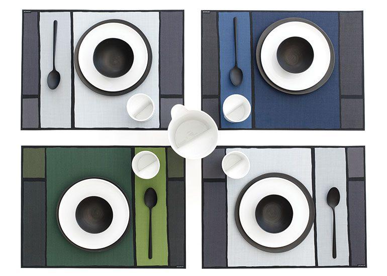 Blocks, Chilewich Editions
