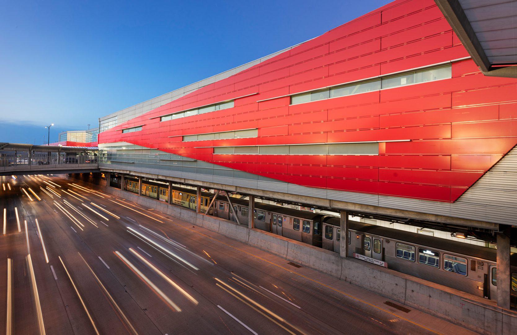 CTA 95th/Dan Ryan Terminal Station