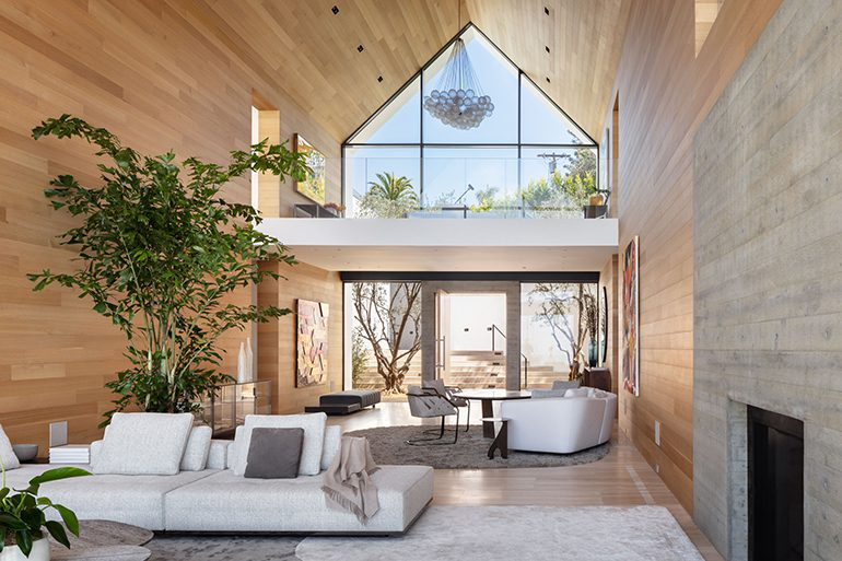 Forest Knoll Residence