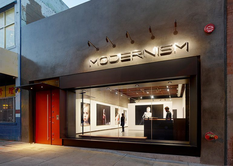 Modernism Gallery