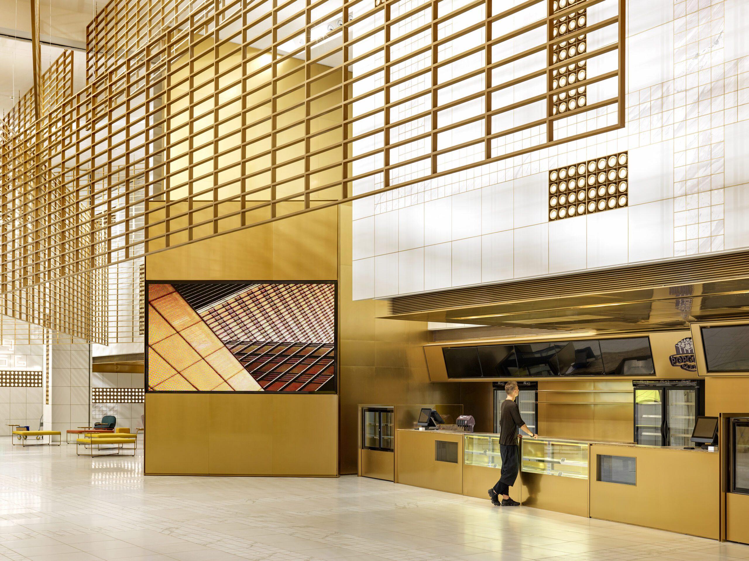 Shanghai Palace Cinema