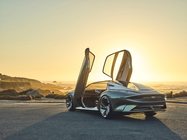2035 Bentley EXP 100 GT Concept Car