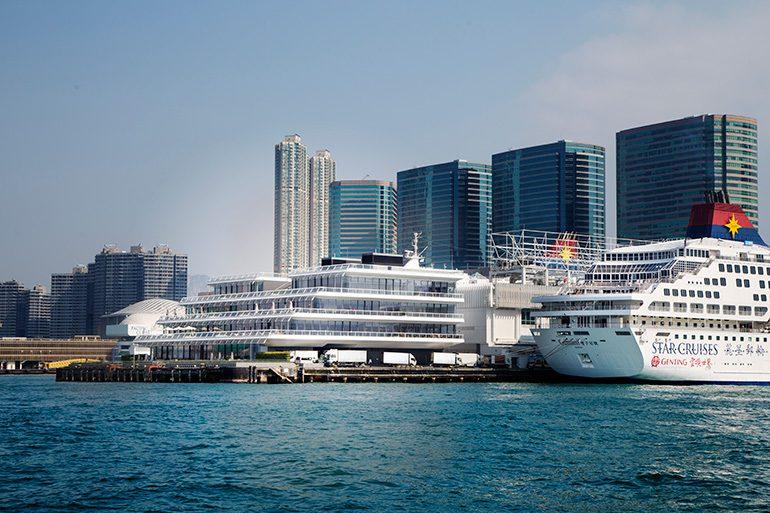 Harbour City Ocean Terminal Extension
