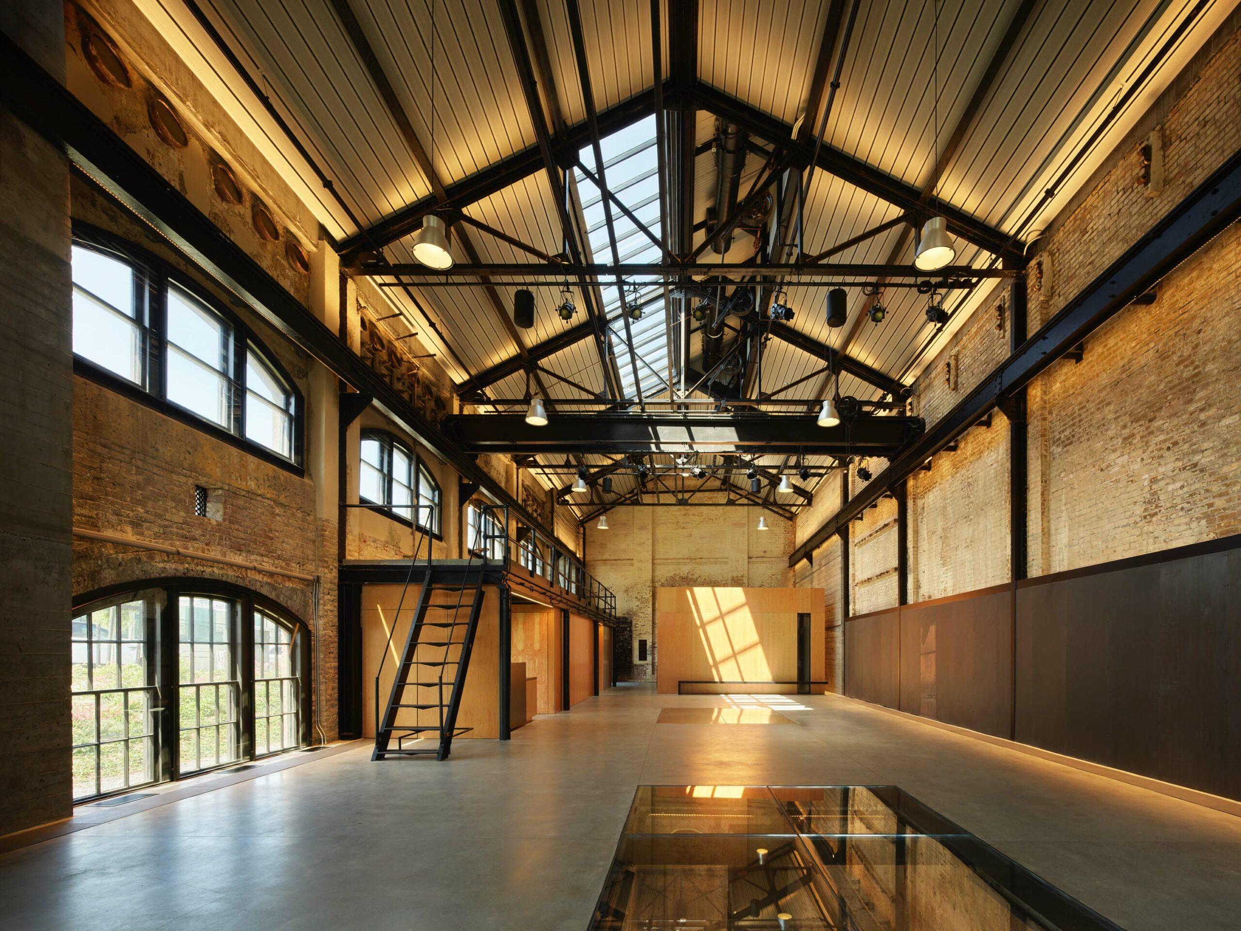 Geneva Car Barn and Powerhouse