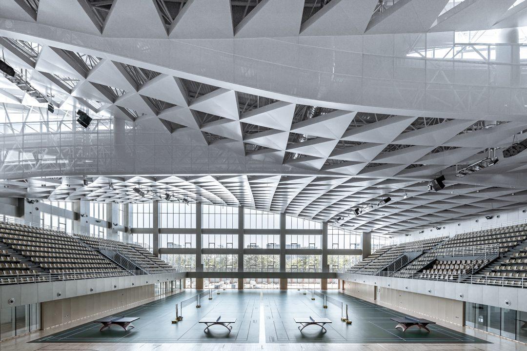 Beijing Institute of Technology Sports Center