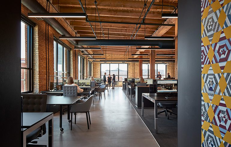 Gary Lee Partners Office