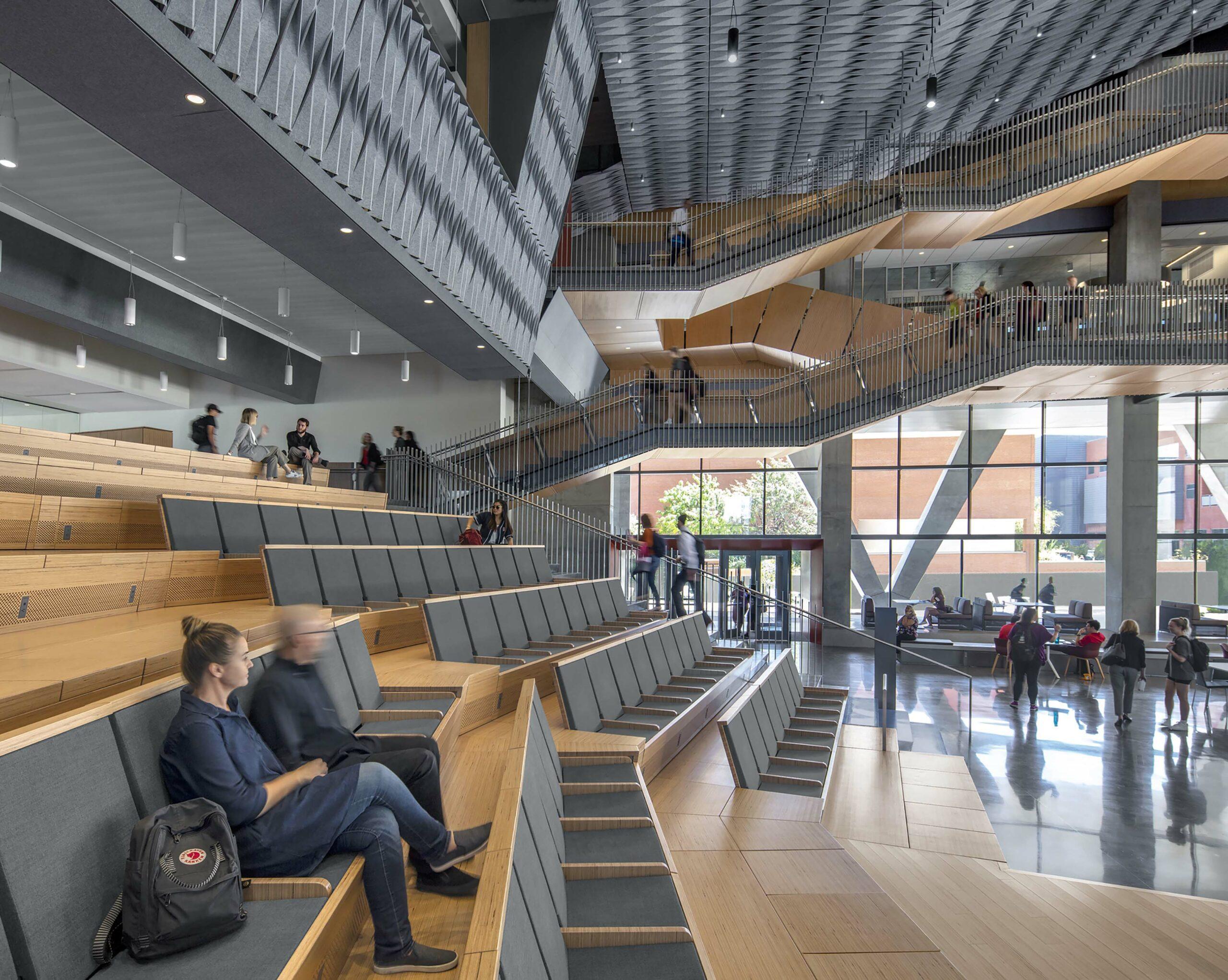 Health Sciences Innovation Building, University of Arizona