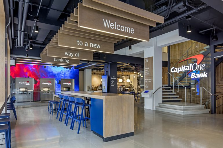 Capital One Union Square Flagship