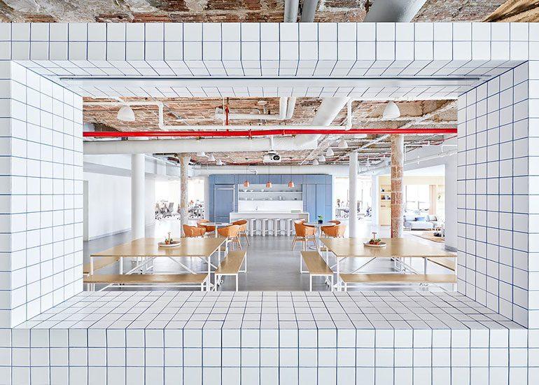 Casper's Headquarters in New York City