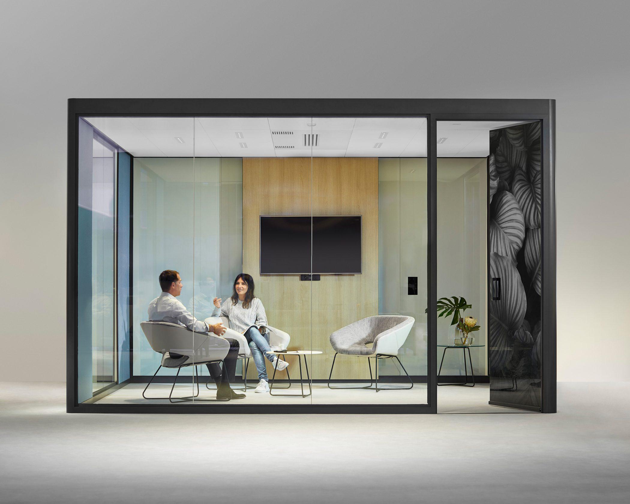 Bosse Room-in-Room System