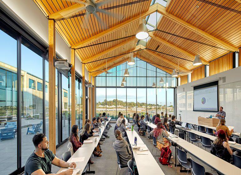 Coastal Biology Building and Marine Sciences Campus, University of California, Santa Cruz