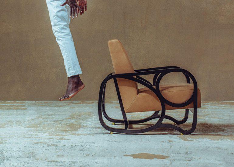 Juniper J9 Lounge Chair