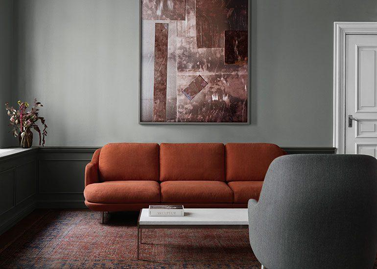 Lune Sofa by Jaime Hayon