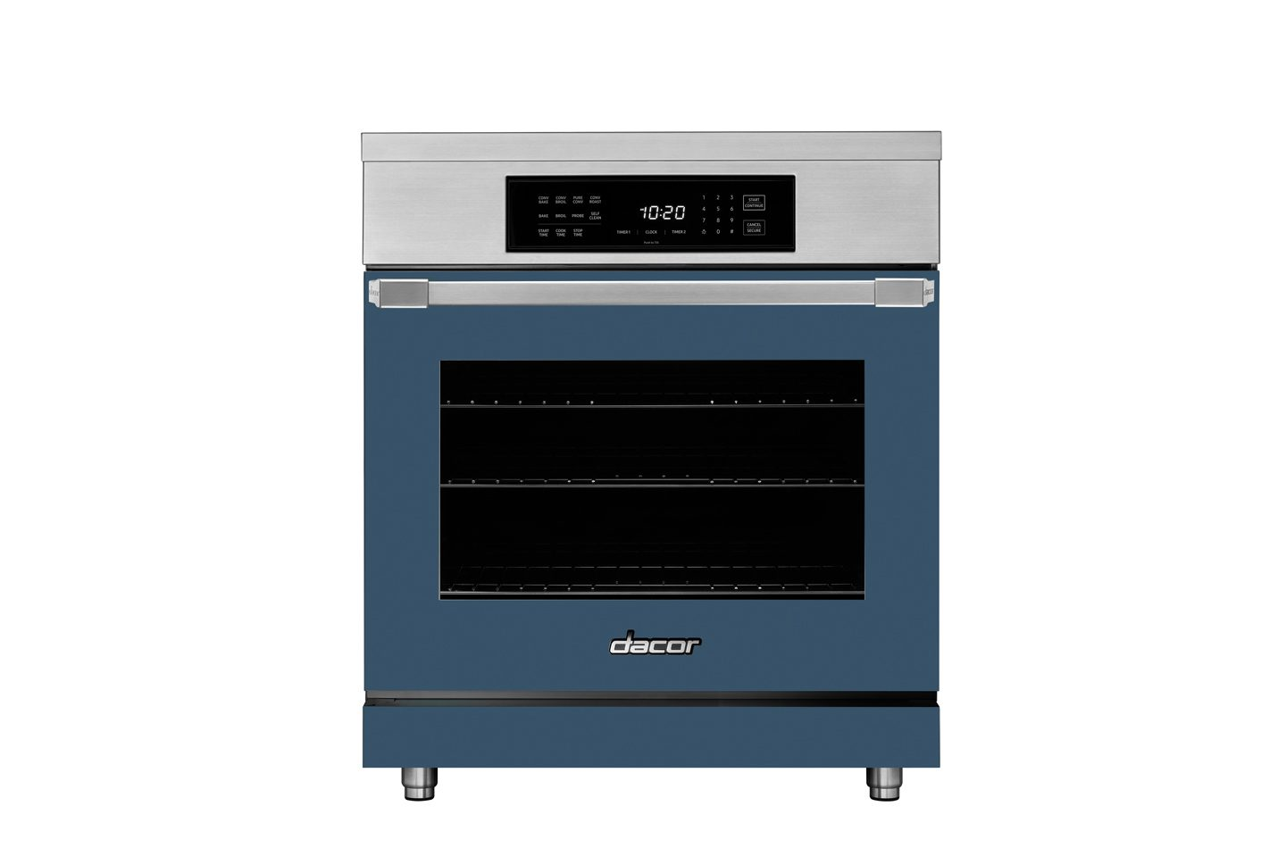 """30"""" Heritage Induction Pro Range with DacorMatch Color Program"""