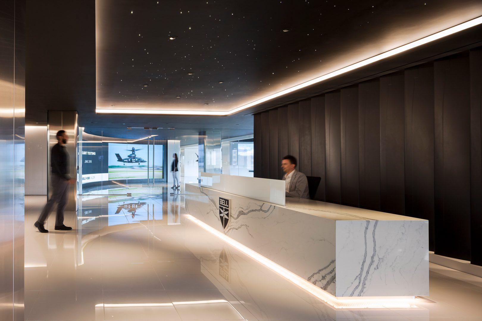 Bell Textron Advanced Vertical Lift Business Center