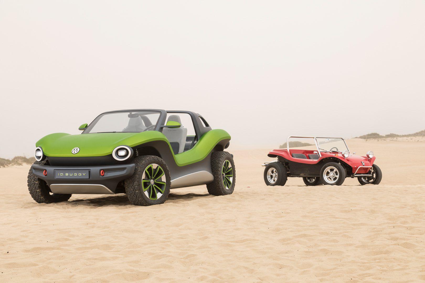 Volkswagen ID.Buggy Concept Car