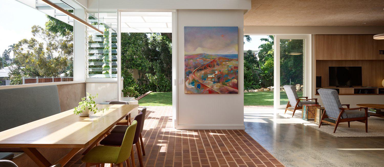 Brisbane Queenslander by Arcke.