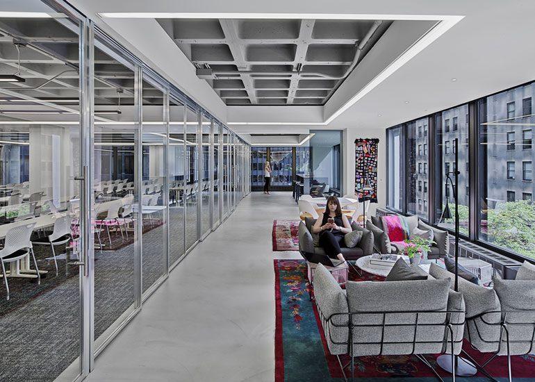 International Interior Design Association (IIDA) Headquarters