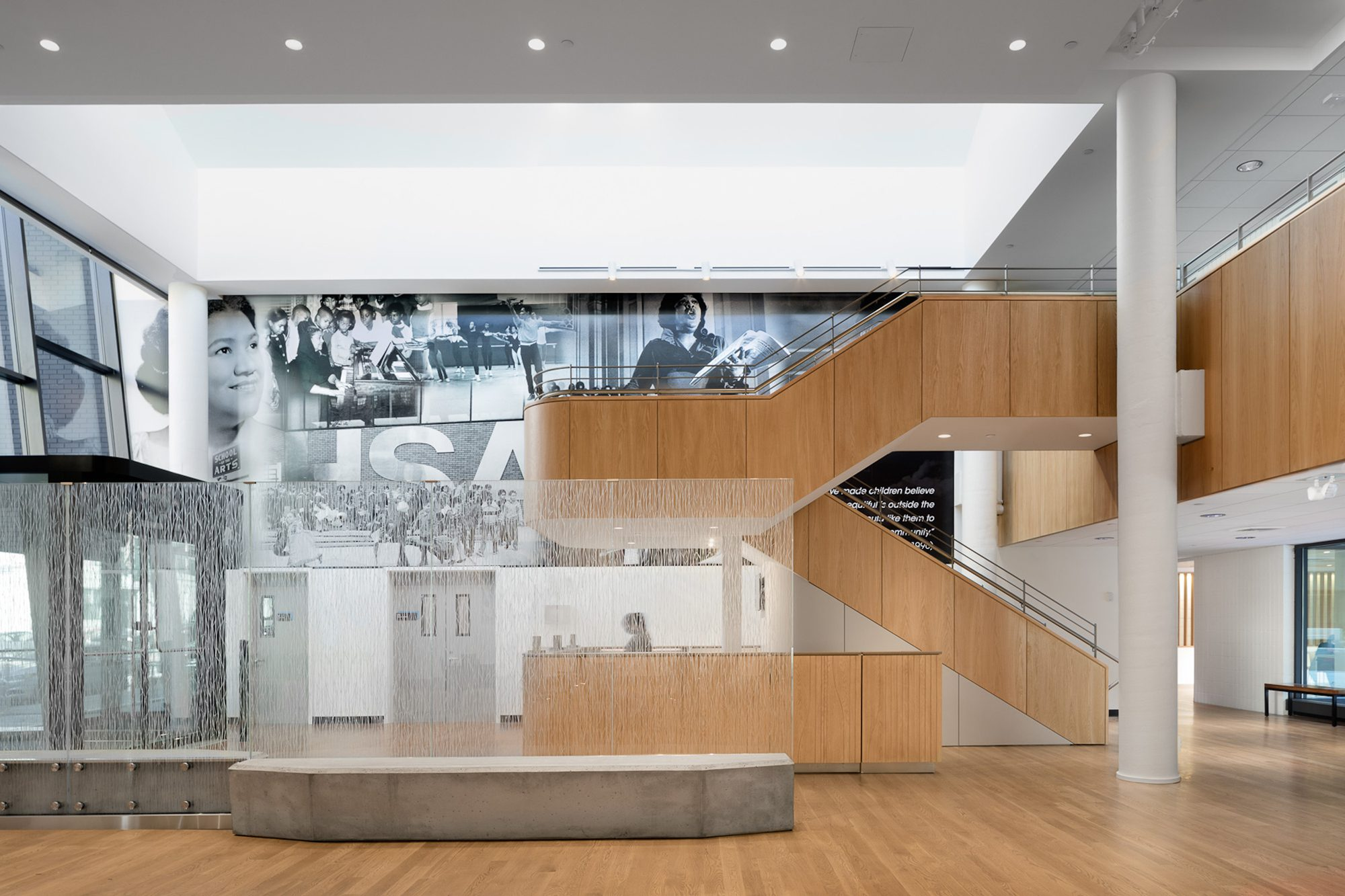 The Renaissance Project, Harlem School of the Arts, Herb Alpert Center