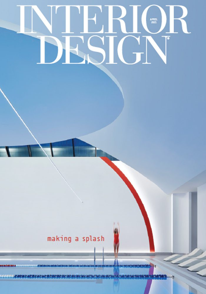 Interior Design April Cover