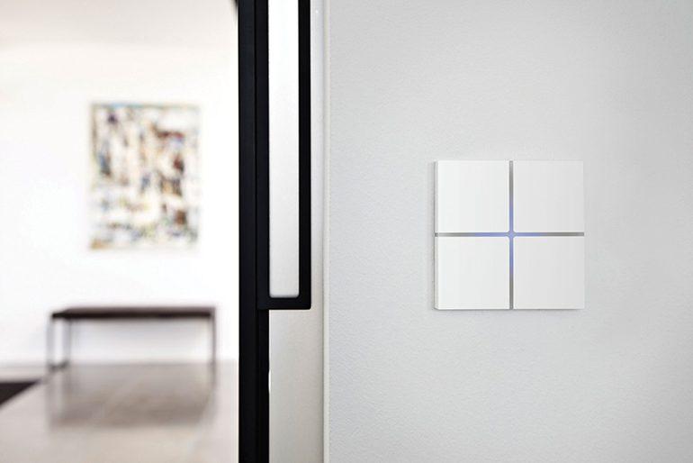 Sentido Touch-Sensitive Design Switch