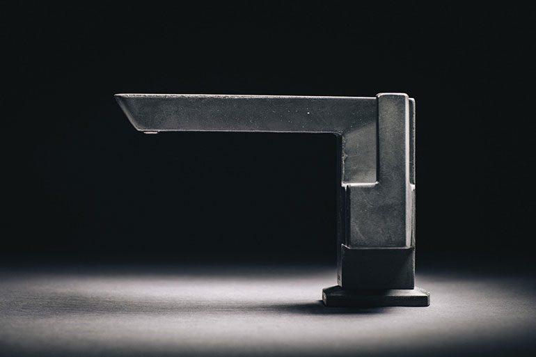 Vettis™ Single-Handle Concrete Faucet