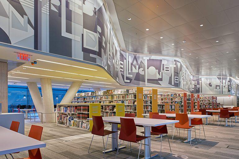 DC Public Library, West End Branch