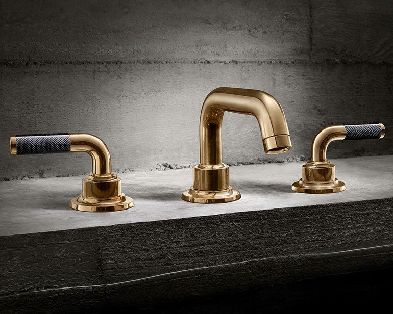 Descanso Widespread Lavatory Faucet, Descanso Series