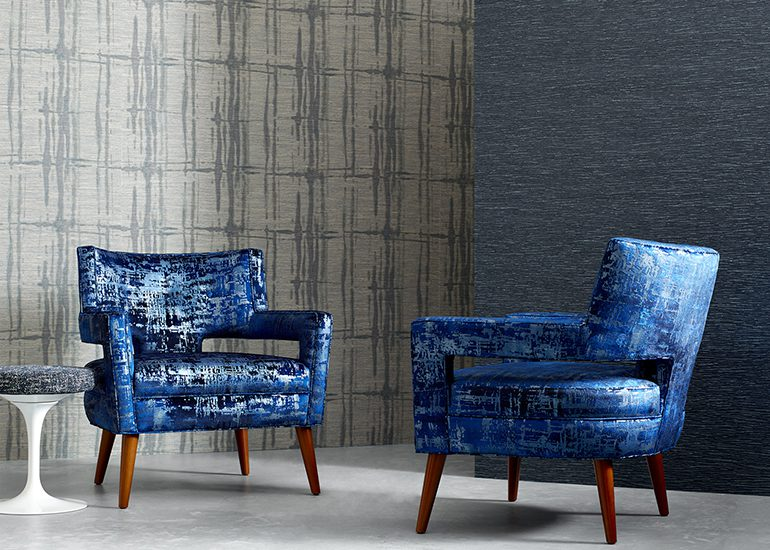 Tandem and Quarry Wallcovering, Renaissance Collection