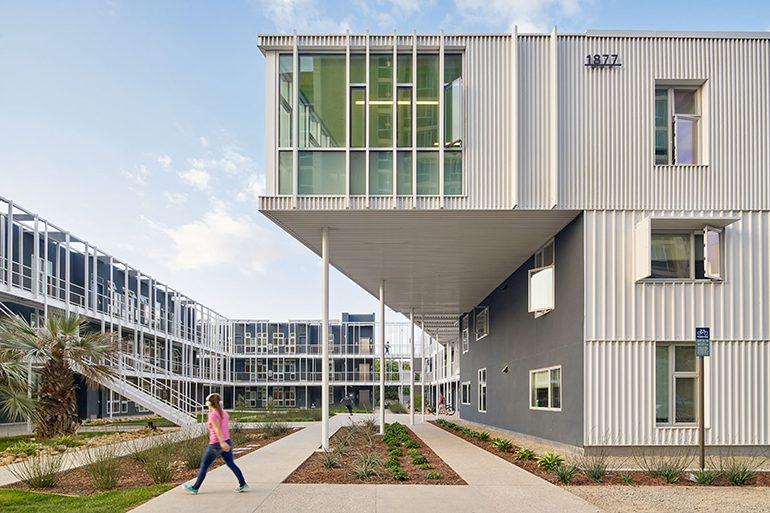 San Joaquin Student Housing, University of California, Santa Barbara