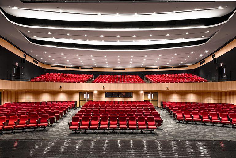 Alumni Auditorium and Schaefer Awards Gallery, Columbia University Irving Medical Center