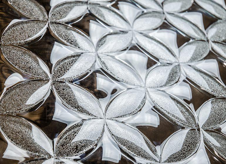 Convex 3D Architectural Glass