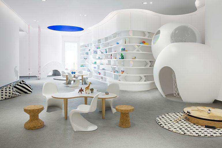 ORA - Nursery of the Future