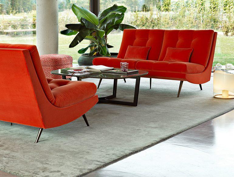 Triennale Sofa, Cinecitta' Collection