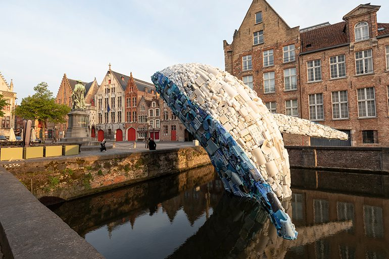Skyscraper (the Bruges Whale)