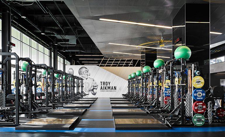 Wasserman Football Center, University of California, Los Angeles