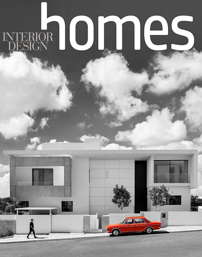 Fall Homes Issue Cover