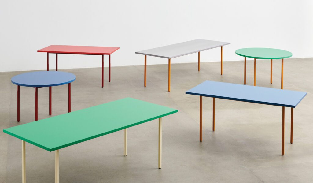 Two-Color tables by Hay.