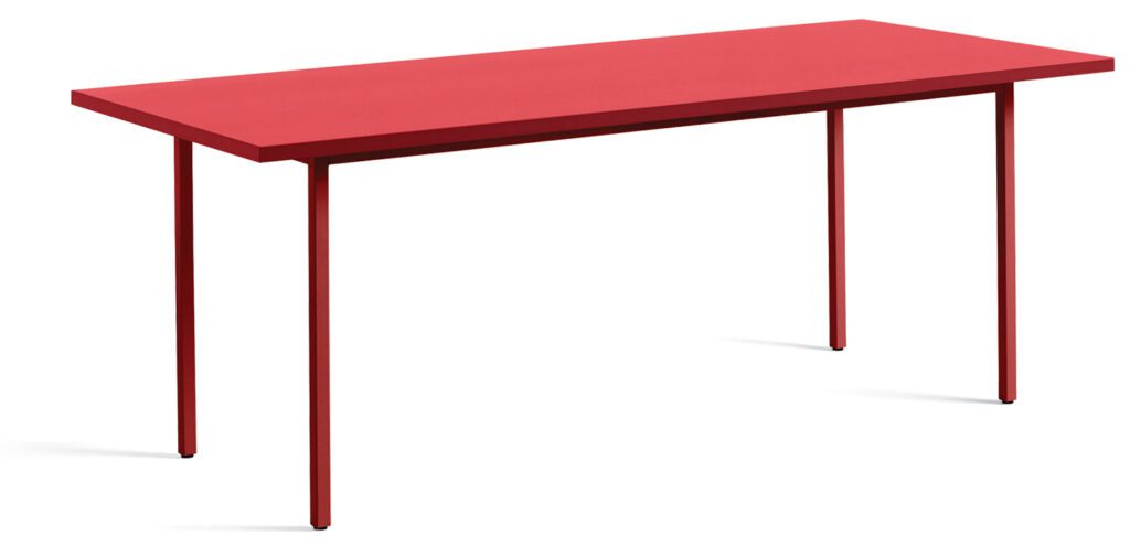 Two-Color table.