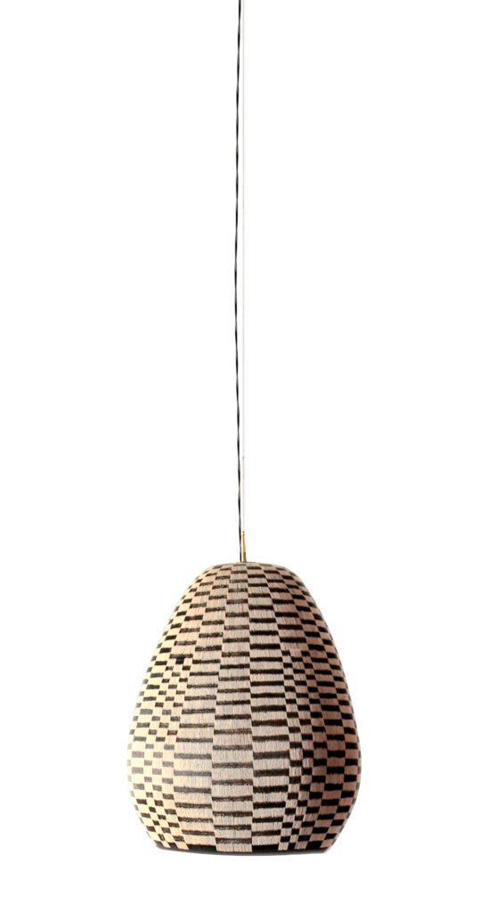 Armadillo pendant light by L'Aviva Home.
