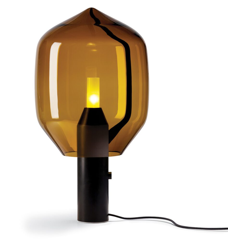 Lighthouse table lamp for Established & Sons.