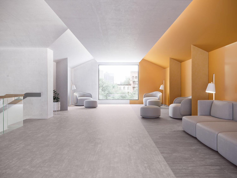 Tarkett 1on1 with Interior Design's Cindy Allen on DesignTV by SANDOW.