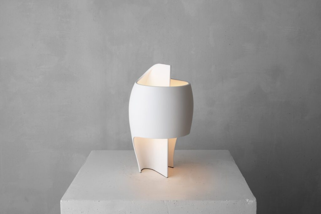 B Lamp by Thierry Dreyfus.