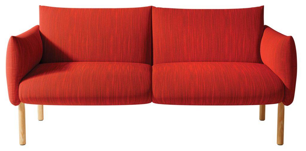 Alfa sofa by Hallgeir Homstvedt and Jonah Takagi for Dims.