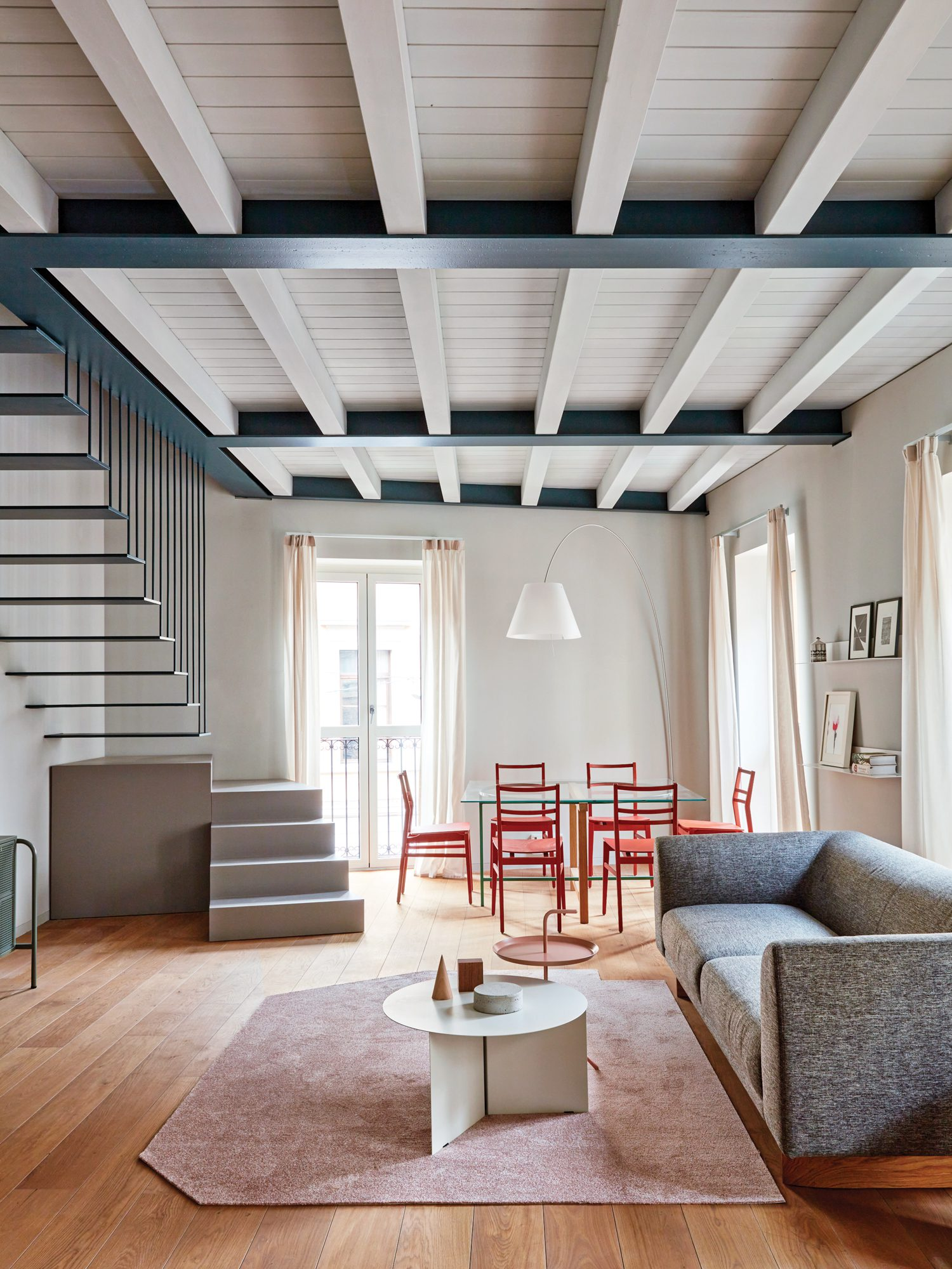 Milan home by Itch Società d'Architettura