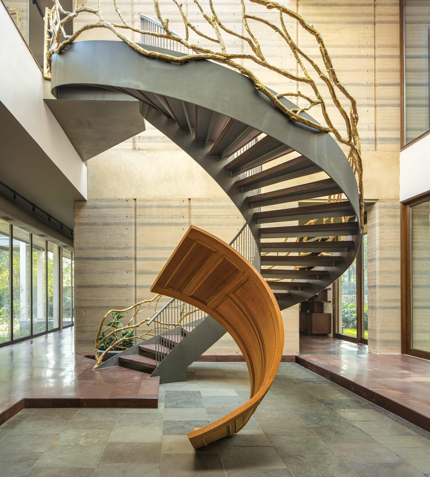 New Delhi residence by Studio Lotus